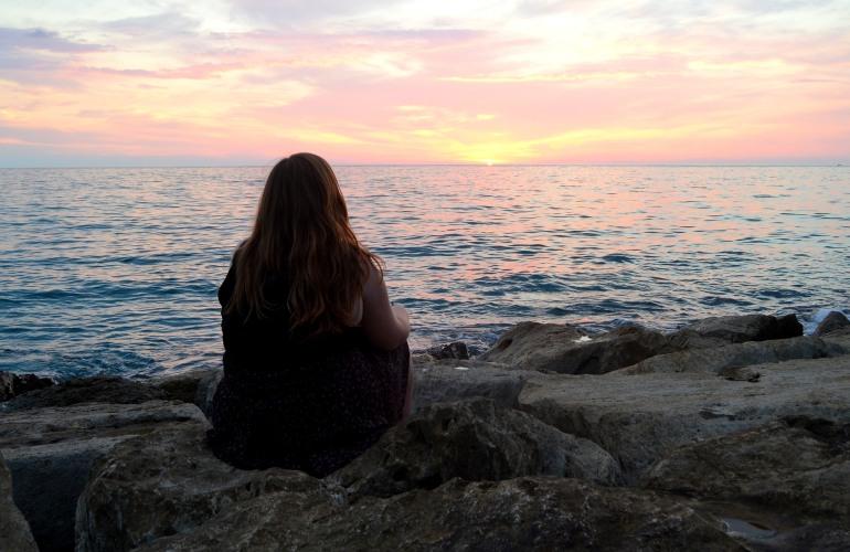 sunset_girl