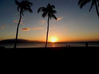 Maui sunset by Madeline Merlic