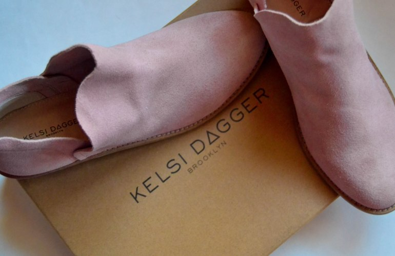 Kelsi Dagger shoes